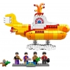 LEGO 21306 - LEGO EXCLUSIVES - The Beatles Yellow Submarine