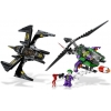 LEGO 6863 - LEGO DC UNIVERSE SUPER HEROES - Batwing Battle Over Gotham City