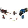 LEGO 70622 - LEGO NINJAGO - Desert Lightning