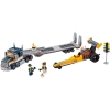 LEGO 60151 - LEGO CITY - Dragster Transporter