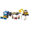 LEGO 60152 - LEGO CITY - Sweeper & Excavator
