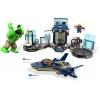LEGO 6868 - LEGO MARVEL SUPER HEROES - Hulk's Helicarrier Breakout