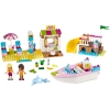 LEGO 10747 - LEGO JUNIORS - Andrea & Stephanie's Beach Holiday