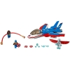 LEGO 76076 - LEGO MARVEL SUPER HEROES - Captain America Jet Pursuit