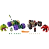 LEGO 76078 - LEGO MARVEL SUPER HEROES - Hulk vs. Red Hulk