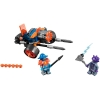 LEGO 70347 - LEGO NEXO KNIGHTS - King's Guard Artillery