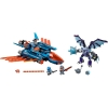 LEGO 70351 - LEGO NEXO KNIGHTS - Clay's Falcon Fighter Blaster