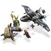 LEGO 6869 - LEGO MARVEL SUPER HEROES - Quinjet Aerial Battle