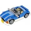 LEGO 6913 - LEGO CREATOR - Blue Roadster