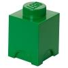 LEGO 299081 - LEGO STORAGE & ACCESSORIES - Lego Storage Brick 1 Dark Green