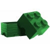 LEGO 299089 - LEGO STORAGE & ACCESSORIES - Lego Storage Brick 4 Dark Green