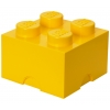 LEGO 299098 - LEGO STORAGE & ACCESSORIES - Lego Storage Brick 4 Yellow