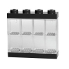 LEGO 299075 - LEGO STORAGE & ACCESSORIES - Lego Minifigure Display Case 8 Black