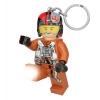 LEGO 298055 - LEGO STORAGE & ACCESSORIES - Star Wars Poe Dameron Key Light