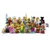 LEGO 71018sp - LEGO MINIFIGURES SPECIAL - Minifigures, Series 17 Complete