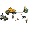 LEGO 60159 - LEGO CITY - Jungle Halftrack Mission