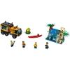 LEGO 60160 - LEGO CITY - Jungle Mobile Lab
