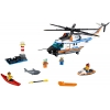 LEGO 60166 - LEGO CITY - Heavy Duty Rescue Helicopter