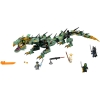 LEGO 70612 - LEGO THE LEGO NINJAGO MOVIE - Green Ninja Mech