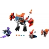 LEGO 70361 - LEGO NEXO KNIGHTS - Macy's Bot Drop Dragon