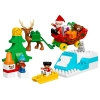 LEGO 10837 - LEGO DUPLO - Santa's Winter Holiday