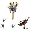 LEGO 70610 - LEGO THE LEGO NINJAGO MOVIE - Flying Jelly Sub