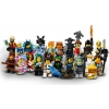 LEGO 71019sp - LEGO MINIFIGURES SPECIAL - Minifigures, The LEGO® Ninjago Movie™ Series Complete