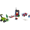 LEGO 10754 - LEGO JUNIORS - Spider Man vs. Scorpion Street Showdown