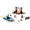 LEGO 10755 - LEGO JUNIORS - Zane's Ninja Boat Pursuit