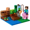 LEGO 21138 - LEGO MINECRAFT - The Melon Farm