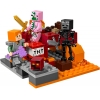 LEGO 21139 - LEGO MINECRAFT - The Nether Fight