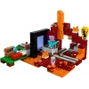 LEGO 21143 - LEGO MINECRAFT - The Nether Portal