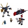LEGO 70642 - LEGO NINJAGO - Killow vs. Samurai X