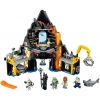LEGO 70631 - LEGO THE LEGO NINJAGO MOVIE - Garmadon's Volcano Lair