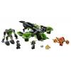 LEGO 72003 - LEGO NEXO KNIGHTS - Berserker Bomber