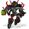 LEGO 6222 - LEGO HERO FACTORY - CORE HUNTER