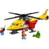 LEGO 60179 - LEGO CITY - Ambulance Helicopter