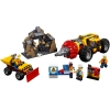 LEGO 60186 - LEGO CITY - Mining Heavy Driller
