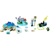 LEGO 41191 - LEGO ELVES - Naida & The Water Turtle Ambush