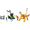 LEGO 41192 - LEGO ELVES - Azari & The Fire Lion Capture