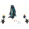 LEGO 76101 - LEGO MARVEL SUPER HEROES - Outrider Dropship Attack