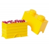 LEGO 299053 - LEGO STORAGE & ACCESSORIES - Lego Storage Brick 2 Yellow