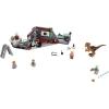 LEGO 75932 - LEGO JURASSIC WORLD - Jurassic Park Velociraptor Chase