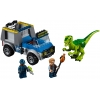 LEGO 10757 - LEGO JUNIORS - Raptor Rescue Truck