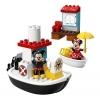 LEGO 10881 - LEGO DUPLO - Mickey's Boat