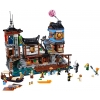LEGO 70657 - LEGO THE LEGO NINJAGO MOVIE - NINJAGO® City Docks