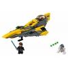 LEGO 75214 - LEGO STAR WARS - Anakin's Jedi Starfighter