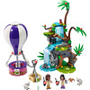 LEGO 41423 - LEGO FRIENDS - Tiger Hot Air Balloon Jungle Rescue