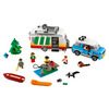 LEGO 31108 - LEGO CREATOR - Caravan Family Holiday