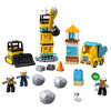 LEGO 10932 - LEGO DUPLO - Wrecking Ball Demolition
